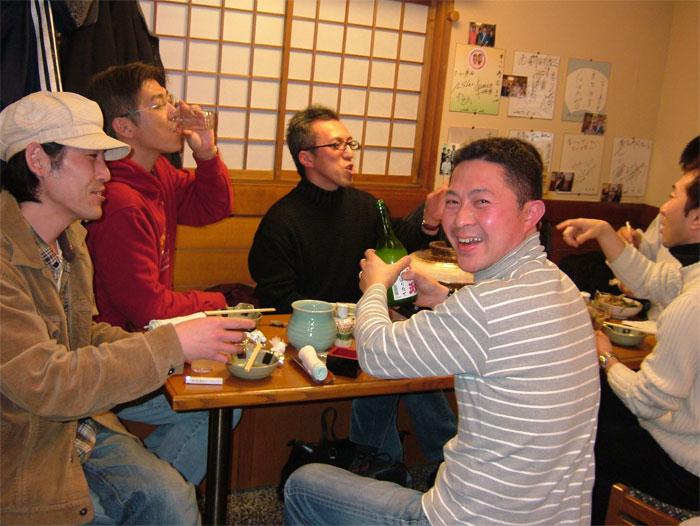 カニ鍋オフ会_c0110051_14293124.jpg