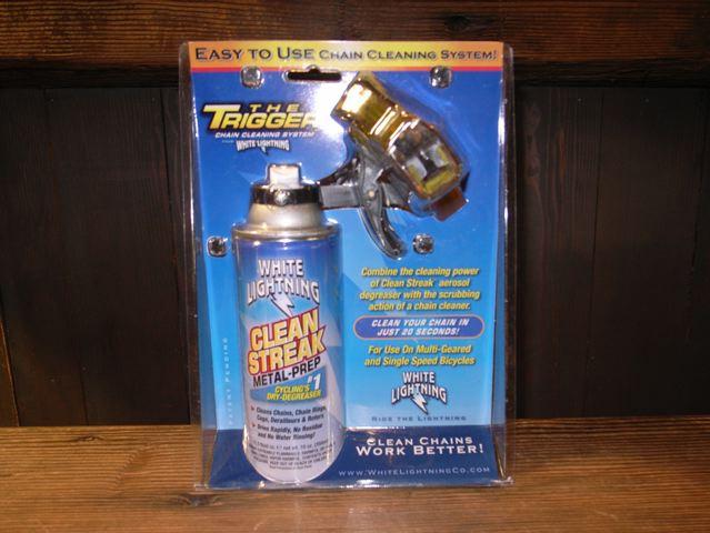 WHITE LIGHTNING Trigger Chain Cleaning System_e0132852_21113167.jpg