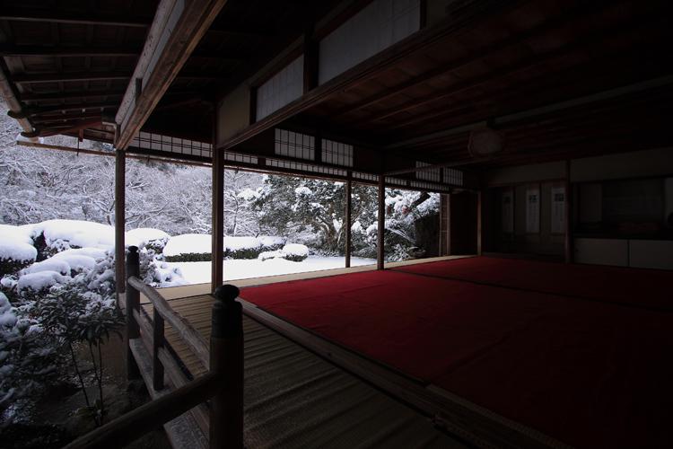 雪の詩仙堂_e0051888_16423967.jpg