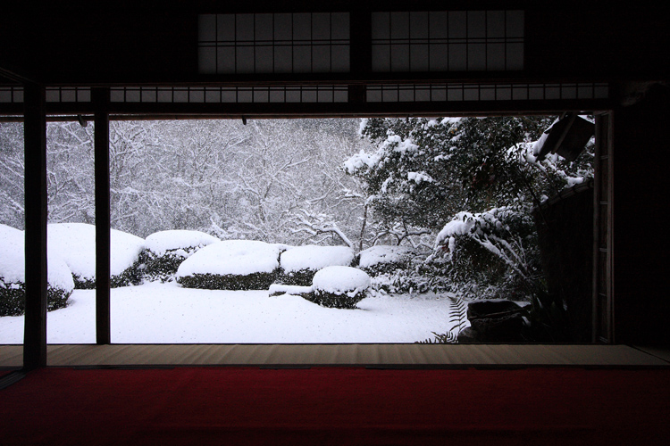 雪の詩仙堂_e0051888_16425290.jpg