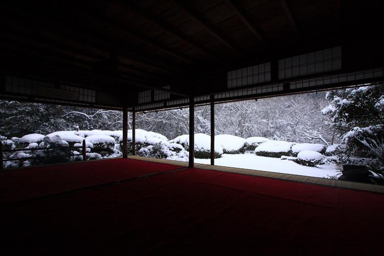雪の詩仙堂_e0051888_16431242.jpg