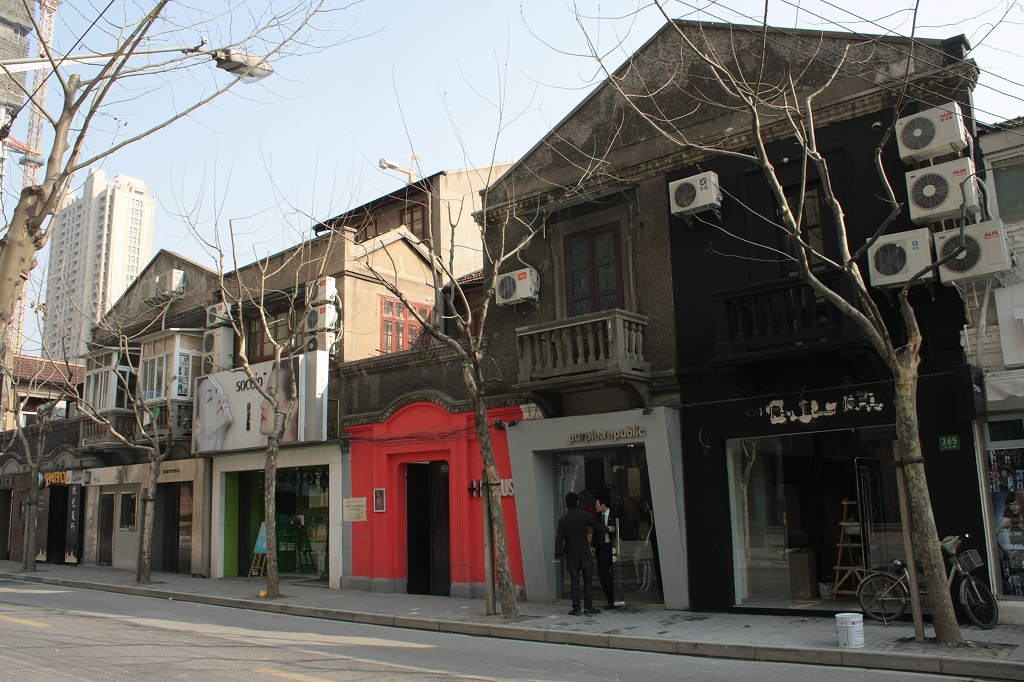 上海下町のエッフェル塔-小南門警鐘楼_f0149885_21453998.jpg
