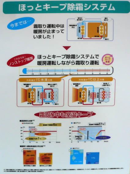 「HVAC&R JAPAN 2008 3_e0054299_11235553.jpg