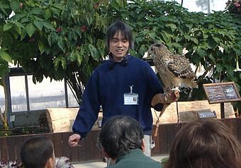 神戸花鳥園へ。<アクティブライフ山芦屋/グループホーム>_c0107602_19242328.jpg