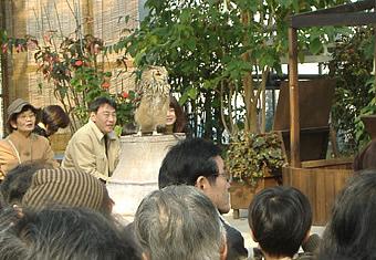 神戸花鳥園へ。<アクティブライフ山芦屋/グループホーム>_c0107602_1924343.jpg