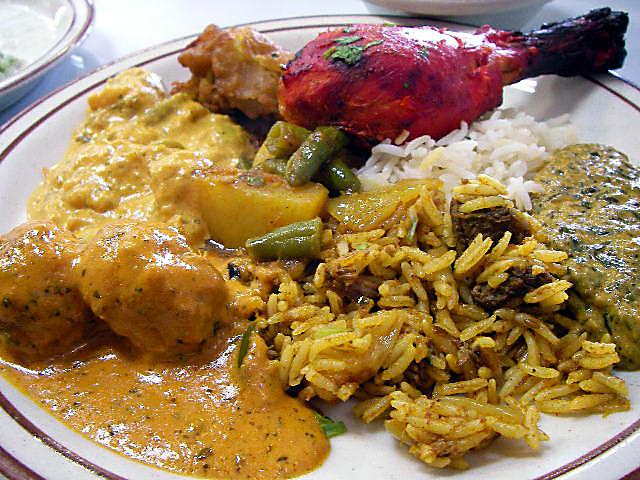 インド料理 Taj Palace_e0061902_16503648.jpg