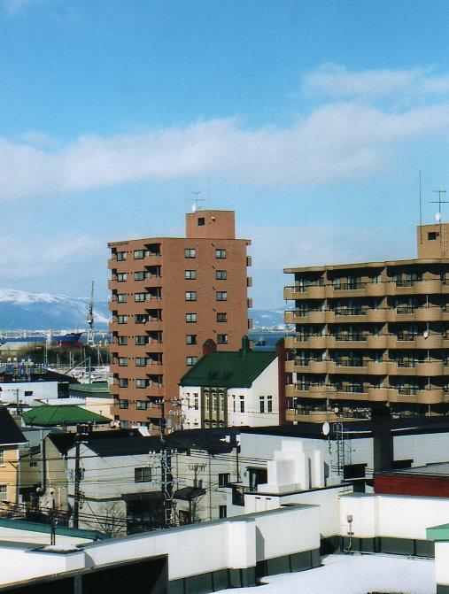 函館海産商同業組合事務所(建築家・関根要太郎作品研究)・・・・・その2_f0142606_22153245.jpg