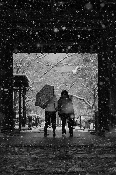 おいでやす~大雪の嵐山へ♪ 下り編_f0032011_19445912.jpg