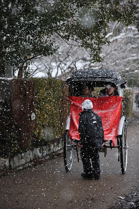 おいでやす~大雪の嵐山へ♪ 下り編_f0032011_19453747.jpg