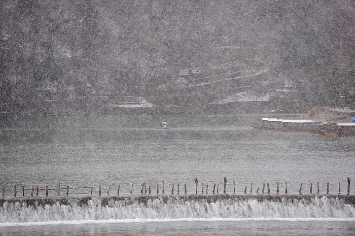 おいでやす~大雪の嵐山へ♪ 下り編_f0032011_19463120.jpg