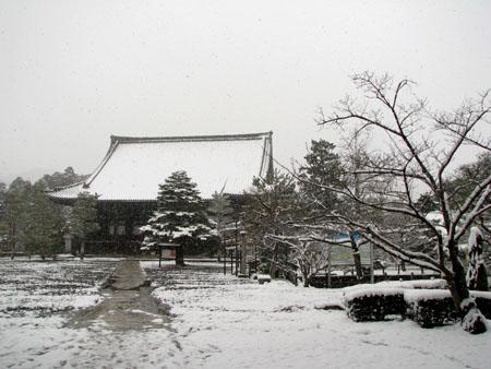 清涼寺(嵯峨釈迦堂)など_e0048413_2219410.jpg