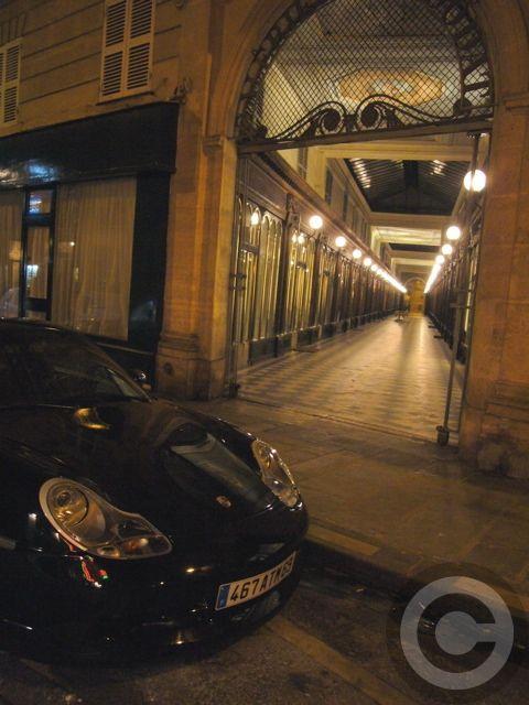 ■夜のパッサージュPassages(パリ)_a0012223_753527.jpg