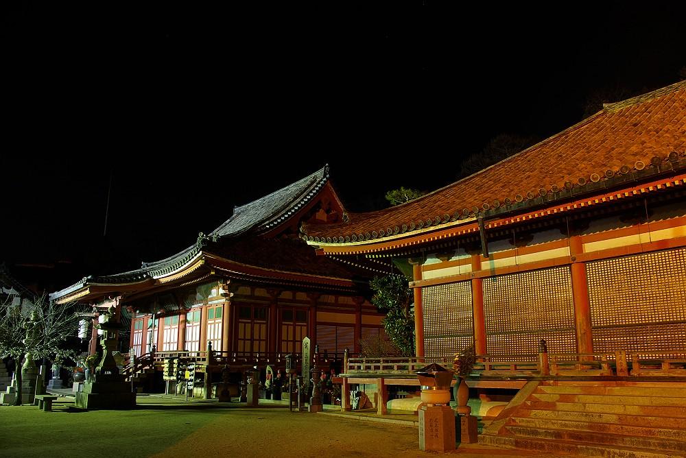 浄土寺本堂(国宝)VS 阿弥陀堂(重文)_c0152379_6165820.jpg