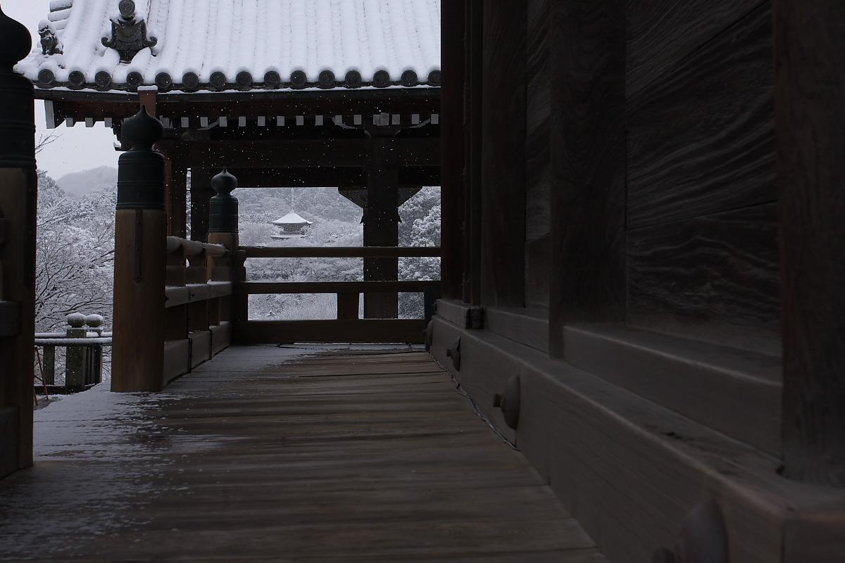 京都 雪景色 <東山> 1_f0021869_1615599.jpg