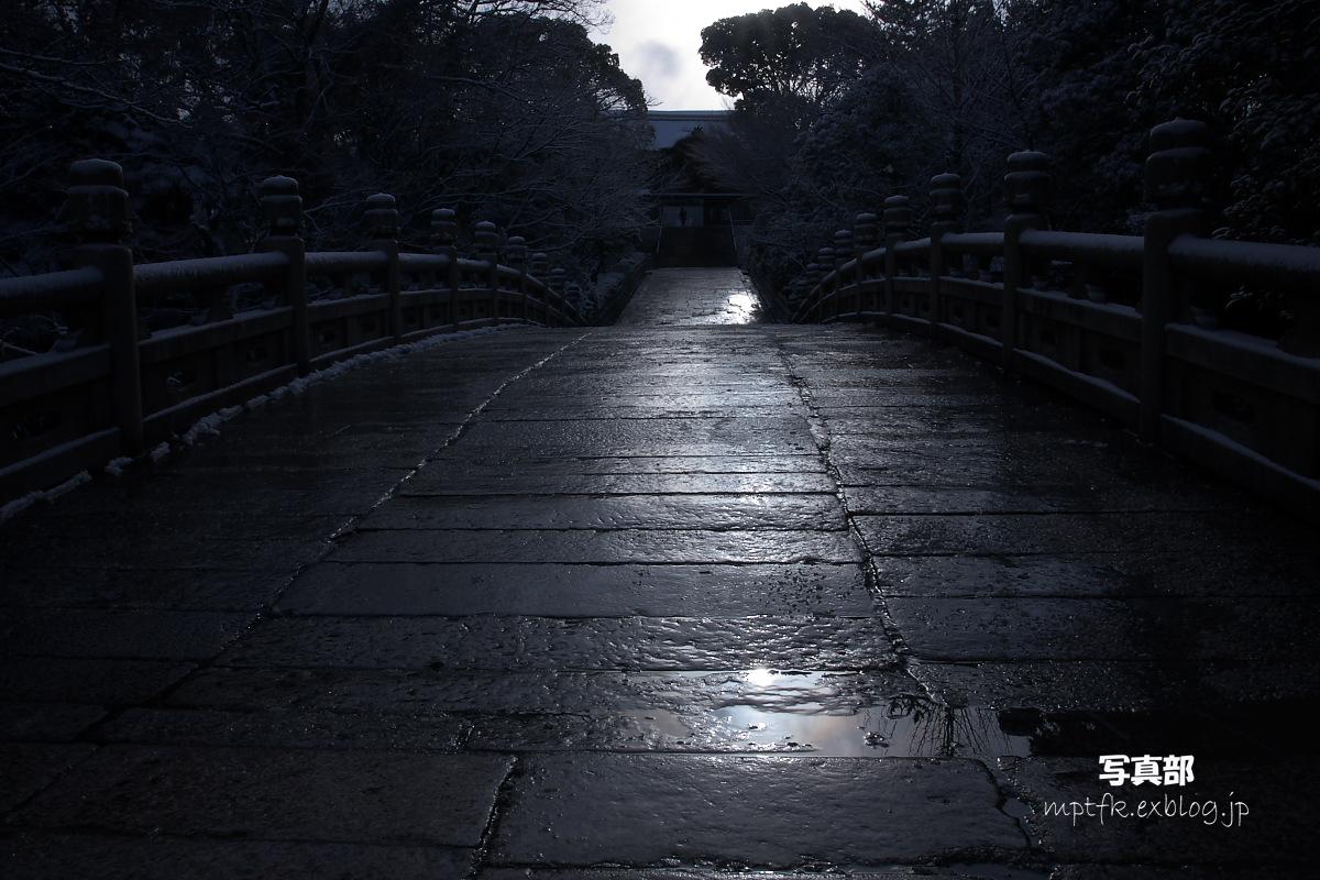 京都 雪景色 <東山> 1_f0021869_16234725.jpg