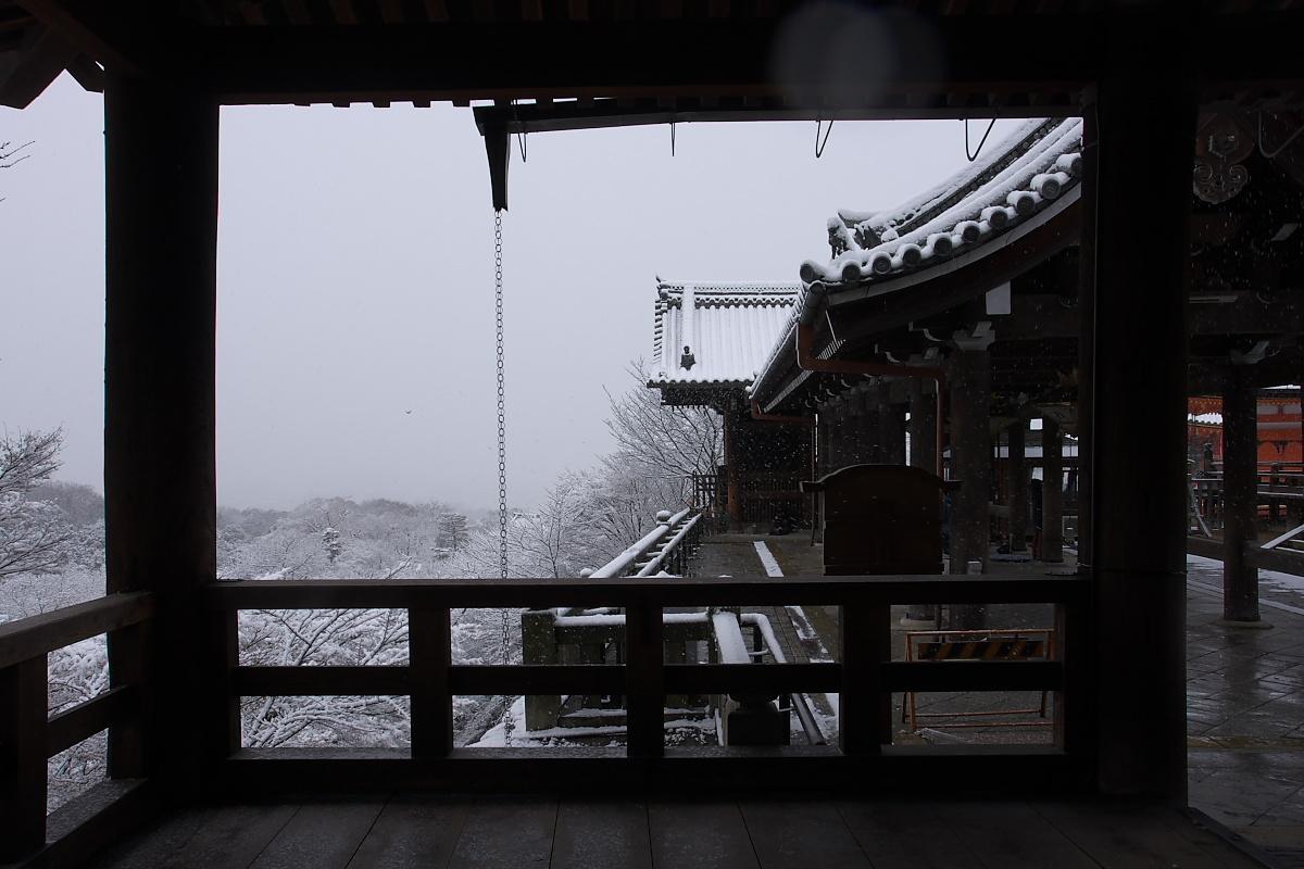 京都 雪景色 <東山> 2_f0021869_16374281.jpg
