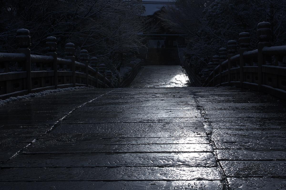 京都 雪景色 <東山> 1_f0021869_1652922.jpg