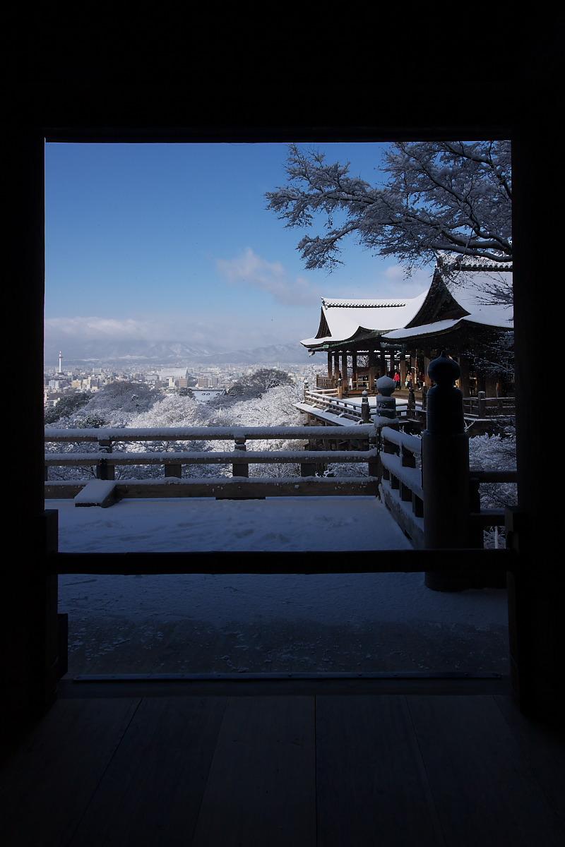 京都 雪景色 <東山> 5_f0021869_17583811.jpg