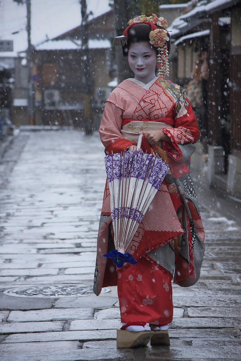 京都 雪景色 <東山> 8_f0021869_18494943.jpg