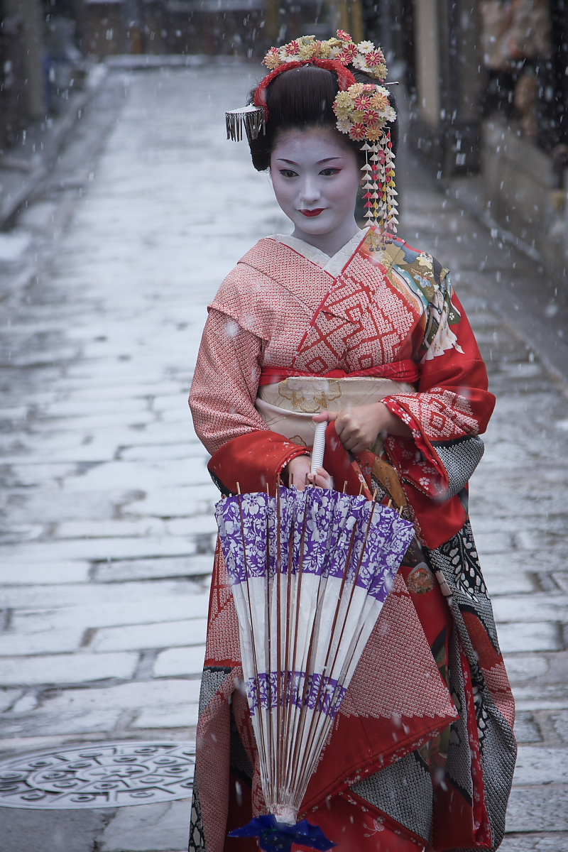 京都 雪景色 <東山> 8_f0021869_18503218.jpg