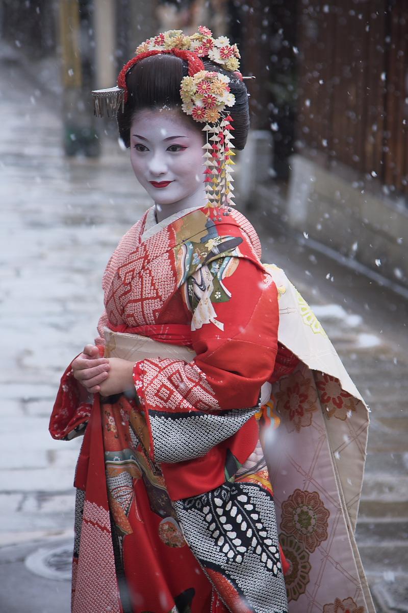 京都 雪景色 <東山> 8_f0021869_18514275.jpg