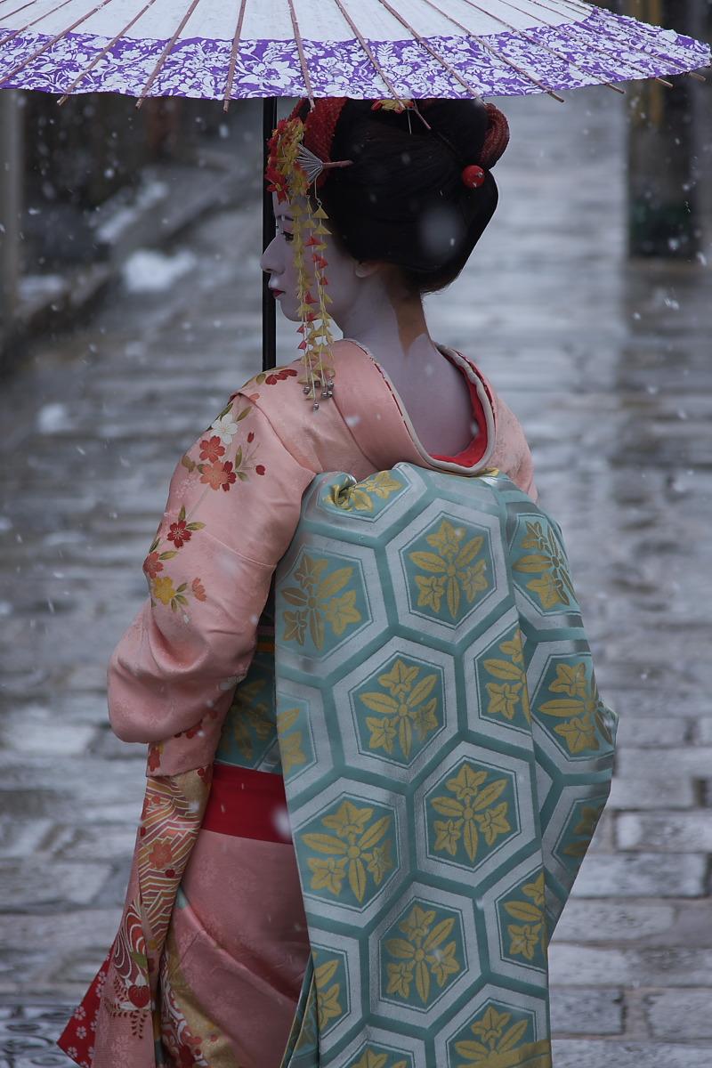 京都 雪景色 <東山> 8_f0021869_18515611.jpg