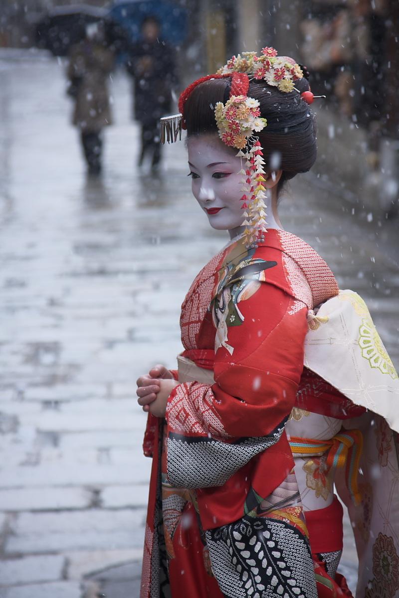京都 雪景色 <東山> 8_f0021869_185177.jpg