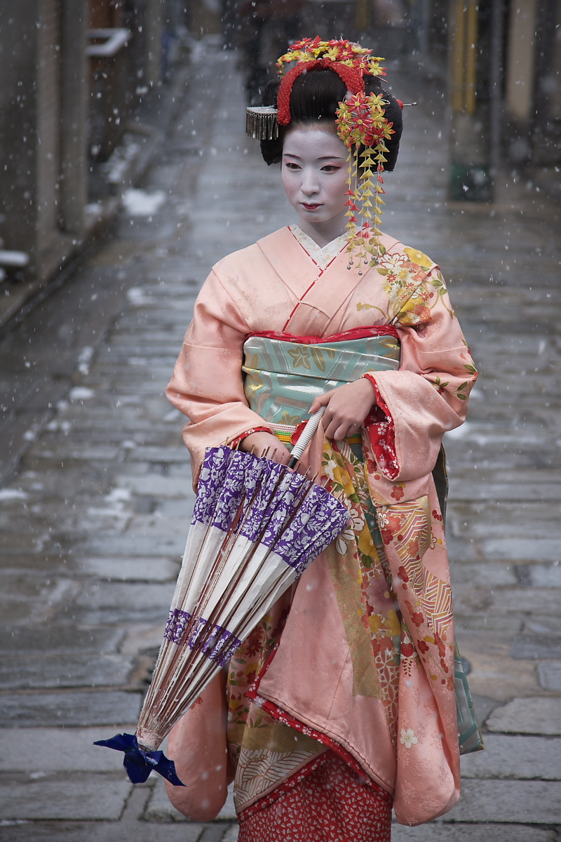 京都 雪景色 <東山> 8_f0021869_1913148.jpg