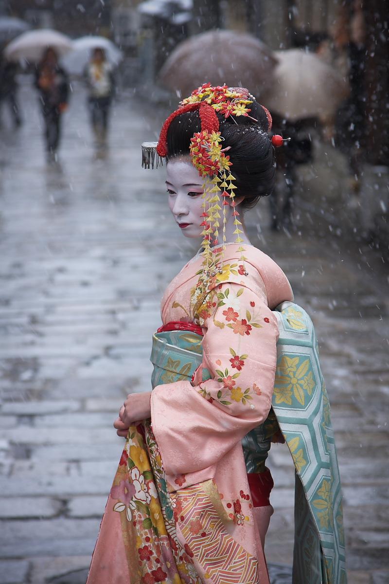 京都 雪景色 <東山> 8_f0021869_19135881.jpg