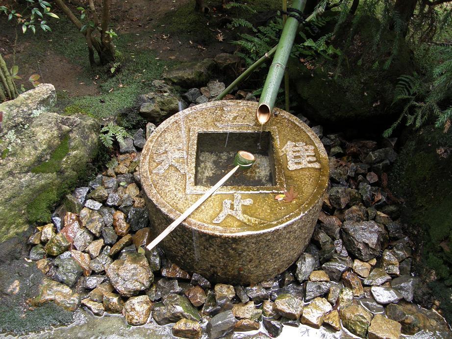 第3弾 冬の京都の世界遺産を訪ねて 竜安寺_c0118393_1815447.jpg
