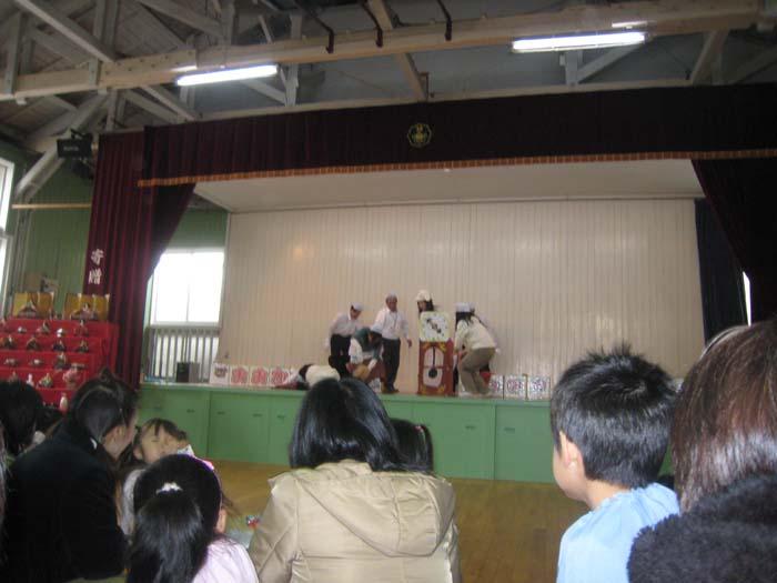 今日は次男の幼稚園最後の参観日_f0150893_17394515.jpg
