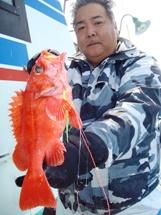 2008年3月2日 日曜日 フラッシャーサビキ五目~アコウダイ_f0031613_19532277.jpg