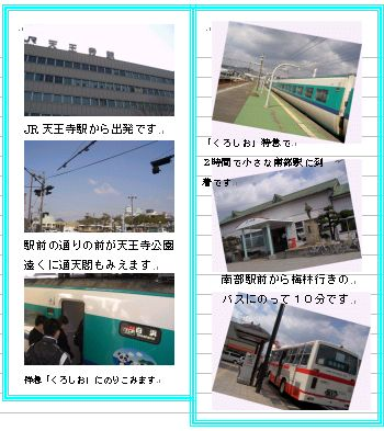 和歌山 南部(みなべ)梅林へ _a0084343_16181159.jpg