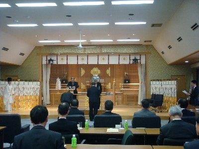 神社庁へ_c0111229_1736931.jpg