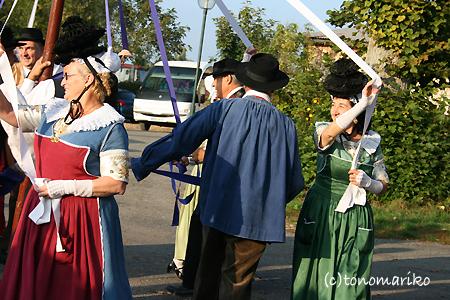 結婚式のプチカーニバル_c0024345_14434940.jpg