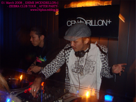 """■Zeebra Club Tour■ \"""" Produced by SMT - AFTER PARTY- \""""_f0148146_2221199.jpg"""