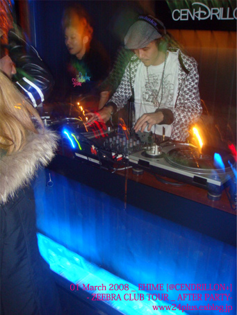 """■Zeebra Club Tour■ \"""" Produced by SMT - AFTER PARTY- \""""_f0148146_22212613.jpg"""