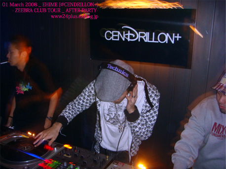 """■Zeebra Club Tour■ \"""" Produced by SMT - AFTER PARTY- \""""_f0148146_22213383.jpg"""