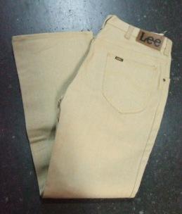 70年代 LEE #200 BOOTS CUT カツラギ パンツ デッドストック_c0144020_18201041.jpg