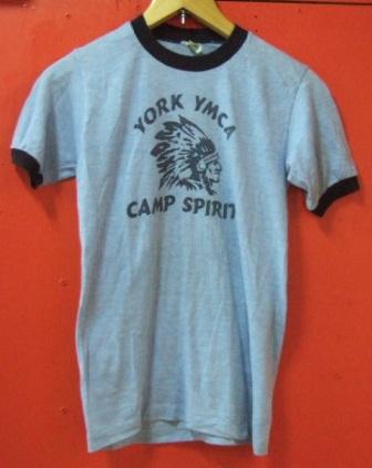 インディアンプリント Tシャツ_c0144020_18375799.jpg