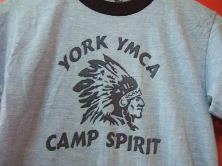 インディアンプリント Tシャツ_c0144020_18381239.jpg