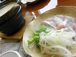京料理「たん熊北店」 @二子玉川_f0141419_12312667.jpg