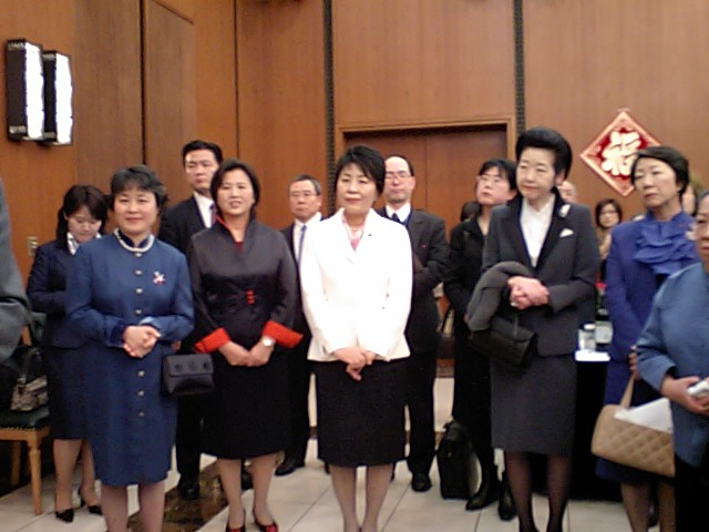 崔天凱大使夫人 福田首相夫人らも出席された_d0027795_18525410.jpg