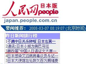 第四回中国人の日本語作文コンクール開催の中国語記事 人民網日本版アクセス3位に_d0027795_9304460.jpg