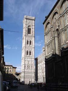 フィレンツェでちょっと高い所に登ってみました~ジョットーの鐘楼_f0106597_20215659.jpg