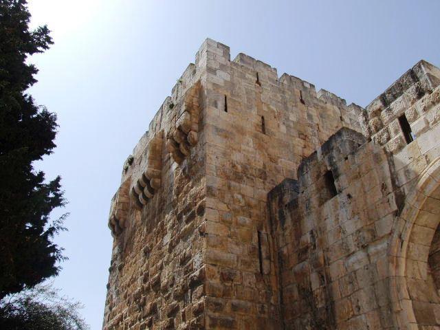 イスラエル紀行(60) ダビデの塔 その1_c0011649_0375393.jpg