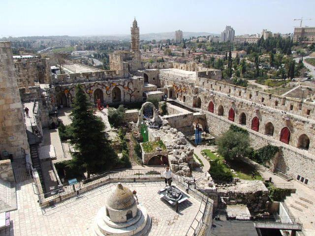 イスラエル紀行(60) ダビデの塔 その1_c0011649_0422552.jpg