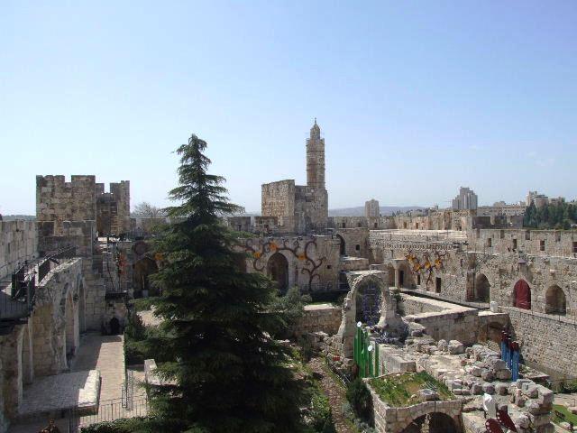 イスラエル紀行(60) ダビデの塔 その1_c0011649_04411.jpg