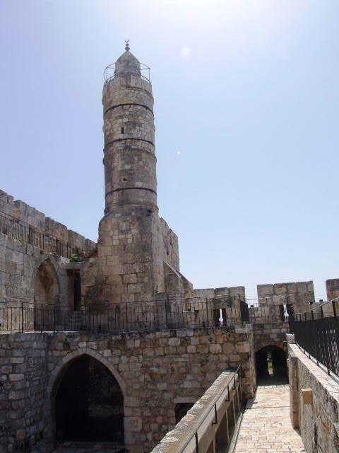 イスラエル紀行(60) ダビデの塔 その1_c0011649_0532545.jpg