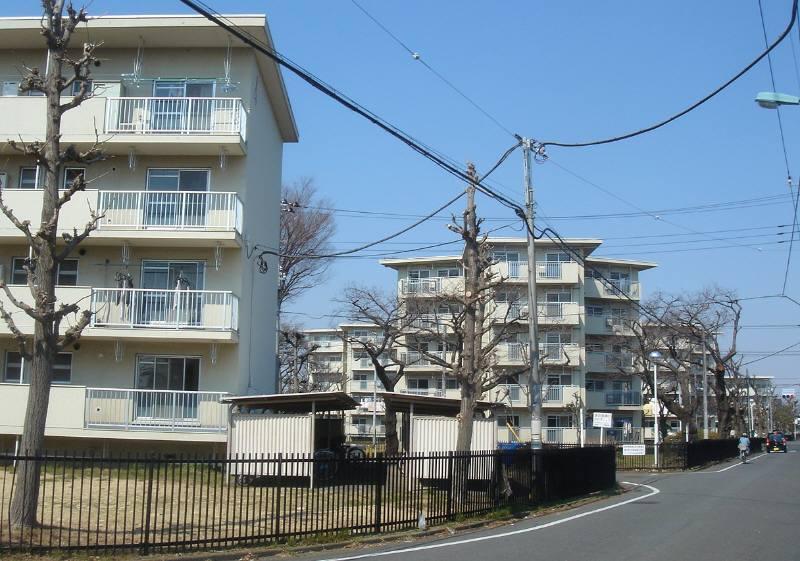 花小金井駅からも近い鈴木町にあるNTT花小金井西社宅の廃止に伴う状況報告... 今度はNTT花小
